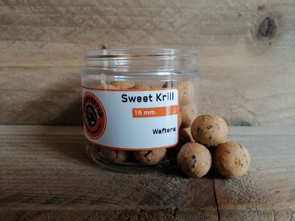 Sweet Krill  16 mm Wafters